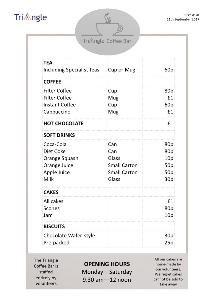 coffee bar - prices - sept2017 grey