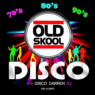 old skool disco - 14.09.18 - widget