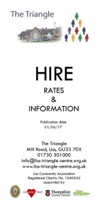 hire rates & info - 01.04.17 - front page
