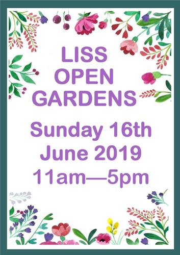 Liss Open Gardens